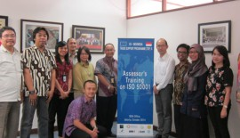 HKV faculty supported ISO 50001 EnMS accreditation scheme development