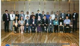 HKV faculty led ISO 50001 EnMS study mission in Indonesia